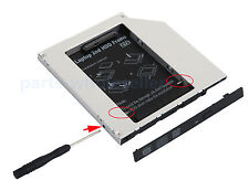 2nd HDD SSD SATA to PATA IDE Enclosure Frame Caddy for MacBook Pro A1181 A1260