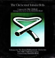 """THE ORCHESTRAL TUBULAR BELLS Mike Oldfield - David Bedford 1975 LP 12"""""""