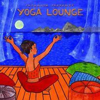 PUTUMAYO PRESENTS/YOGA LOUNGE  CD NEW+