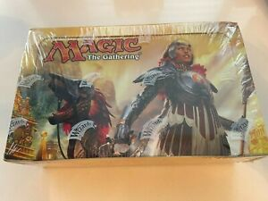 Magic the Gathering Rivals of Ixalan - Sealed Factory Booster Box Free Shipping