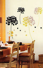Contemporary Dandelions Mural Appliques Snap1002 / BC1585082