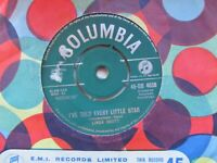 """LINDA SCOTT I've Told Every Little Star/Three Guesses UK 7"""" EX Cond"""