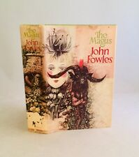 The Magus-John Fowles-SIGNED!!-First/1st U.S. Book Club Edition-1965-VERY RARE!!
