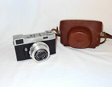 Vintage Camera BELMIRA + Lens Carl Zeiss Jena 2.8/50mm Tessar