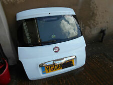 FIAT 500 2008 2009 2010 2011 2012 1.0 TAILGATE TAIL GATE BOOT LID IN BLUE