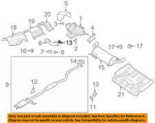 MAZDA OEM 04-11 RX-8 1.3L-R2 Exhaust-Converter & Pipe Gasket N3H140305