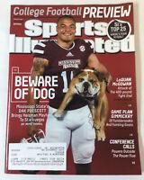 August 10, 2015 Sports Illustrated ~ College Football Preview, DAK PRESCOTT