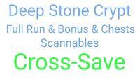 Destiny 2 Deep Stone Crypt Full Run + Chests | Scannables | Xbox + Cross-Save