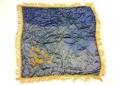 Antique Silk Tassels U.S. Navy Homecoming Graduate Eagle American Flag Tapestry