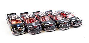 Lot of 5 Dale Earnhardt Monte Carlo Die-Cast Cars - Motorsports Authentics