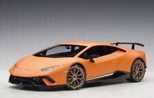 AUTOart 79152 - 1/18 Lamborghini Huracan Performante 2017 - Matt Orange - Neu