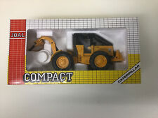 Joal Compact CAT C-518 Tractor with Grapple Skidder ref 226 Boxed