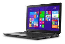 Toshiba C55-B5362 15.6-Inch Laptop, 1.7Hz Intel 4005u I3 Processor 4GB 500GB