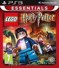 LEGO Harry Potter Años 5 - 7 PS3 ESPAÑOL NUEVO CASTELLANO PRECINTADO