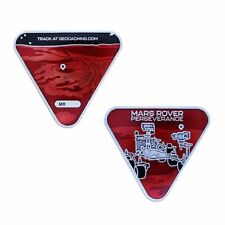 Mars Rover Perseverance Geocoin Official Geocaching Trackable