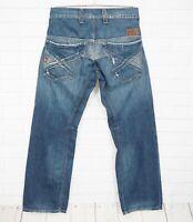 Pepe Jeans Jeans Uomo Tgl W32 - L32 Modello Rivetto