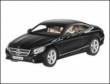NOREV Mercedes Benz S-Klasse Coupe C217 Black 1:43 DEALER EDITION**Nice**