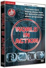 WORLD IN ACTION volume Two 2. 2 discs. New sealed DVD.