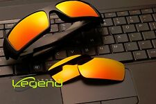 A31 Fire Gold POLARIZED Replacement Legend Lenses For Oakley GASCAN