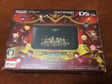 Nintendo 3DS LL Final Fantasy Theatrhythm Curtain Call Limited Edition JAPAN New