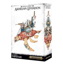 Idoneth Deepkin Akhelian Leviadon Games Workshop Age Of Sigmar Elves Aelves
