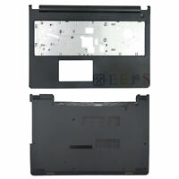 Dell Inspiron 15-3000 3567 3565 Upper Palmrest + Bottom Case Cover 04F55W USA