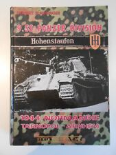 9.SS PANZER DIVISION HOHENSTAUFEN 1944 NORMANDIE TARNOPOL ARNHEM  ALBUM HEIMDAL