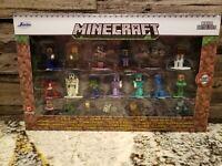 Minecraft Nano Metalfigs 20 Pack Wave 2 Die-Cast Metal Figures 1.65 Inch Each