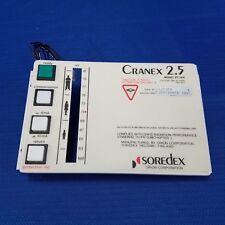 1992 Dental Soredex Cranex 2.5  X-ray Xray Cover Panel