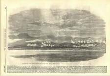 1854 Battle Of The Alma Sketched From Hms Retribution