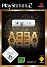 PS2 NEU/OVP SINGSTAR ABBA * MIT KULT HITS VON ABBA *DEUTSCHE VERSION