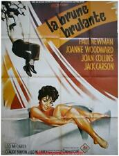 LA BRUNE BRULANTE Rally Round the Flag, Boys Affiche Cinéma / Movie Poster