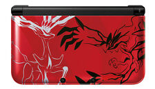 Limited Edition Pokemon X Y Red Designed 3DS XL Console AUS *NEW!* + Warranty!!