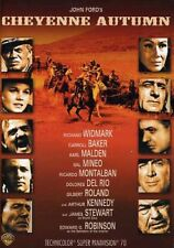 Cheyenne Autumn [New DVD] Rmst, Restored, Subtitled, Widescreen, Ac-3/Dolby Di