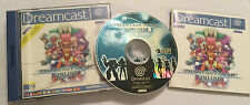 SEGA DREAMCAST GAME PHANTASY STAR ONLINE V1 +BOX & INSTRUCTIONS COMPLETE PAL GWO