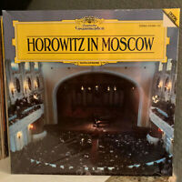 "HOROWITZ IN MOSCOW - Deutsche Grammophon - 12"" Vinyl Record LP - SEALED"