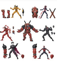 Venom Marvel Legends 6-Inch Action Figures Wave 1 Case