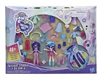 My Little Pony Equestria Girls Fashion Squad Twilight Sparkle & DJ Pon-3