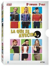 La Que Se Avecina - Edición 8 Temporada 1º PARTE [DVD] NUEVO PRECINTADO-6 DISCOS