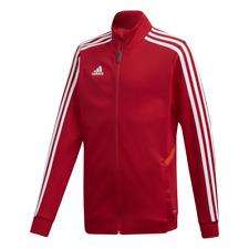 Adidas Tiro 19 Trainingsjacke Kinder rot/weiß Gr. 152
