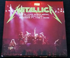 METALLICA - Live At Long Beach Arena 1988 + More - 2CD Set from AJFA Deluxe
