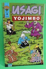Usagi Yojimbo #5 Mirage Comic 2nd Series 1st Print VF