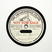 """TOMMY DORSEY & HIS ORCHESTRA """"Loose Lid Special"""" (E+) HMV SHELLAC TEST [78 RPM]"""