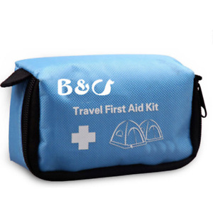 Pet First Aid Kit Travel Compact Pocket Emergency Bag Animal Veterinary Content