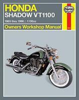 Haynes Manual M2313 VT1100 Honda Shadow 1100 1985-2007 Spirit ACE Aero Sabre