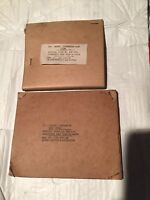Harley Oem Nos Flathead WL WLA WLD 45 Transmission Gasket WWII Surplus 2271-41