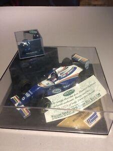 Heritage Classics 5017 Williams FW16 - Damon Hill / F1 / Model Ltd Ed 1/24 Scale