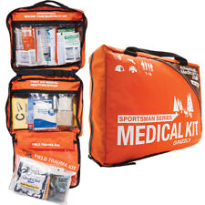The Grizzly Medical & First Aid Trauma Kit for Hunters - By Adventure Medical