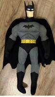DC Batman Plush Doll Stuffed Figure Kids Gift Toy Original Licensed Super Heroes