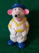 Vintage Antique Walt Disney Mouse - Piggy Bank - 1950s Original